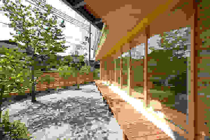 外観 オリジナルな 家 の 松下建築設計 一級建築士事務所/Matsushita Architects オリジナル