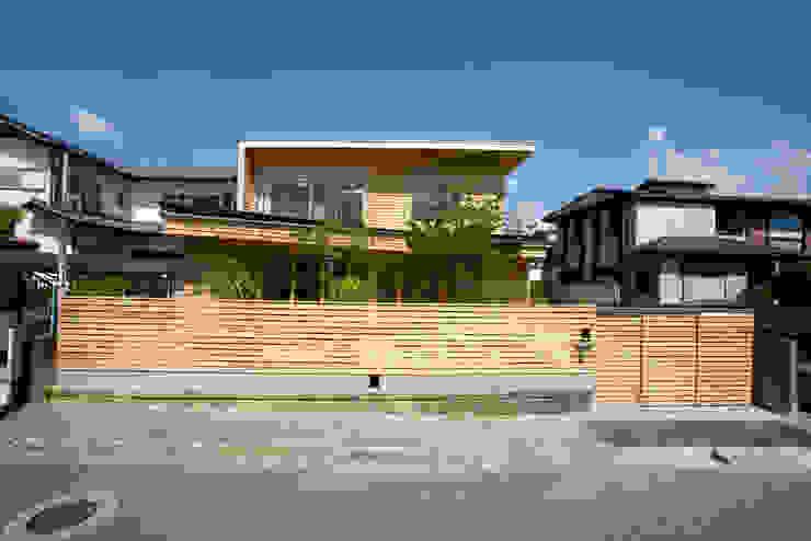外観 松下建築設計 一級建築士事務所/Matsushita Architects オリジナルな 家
