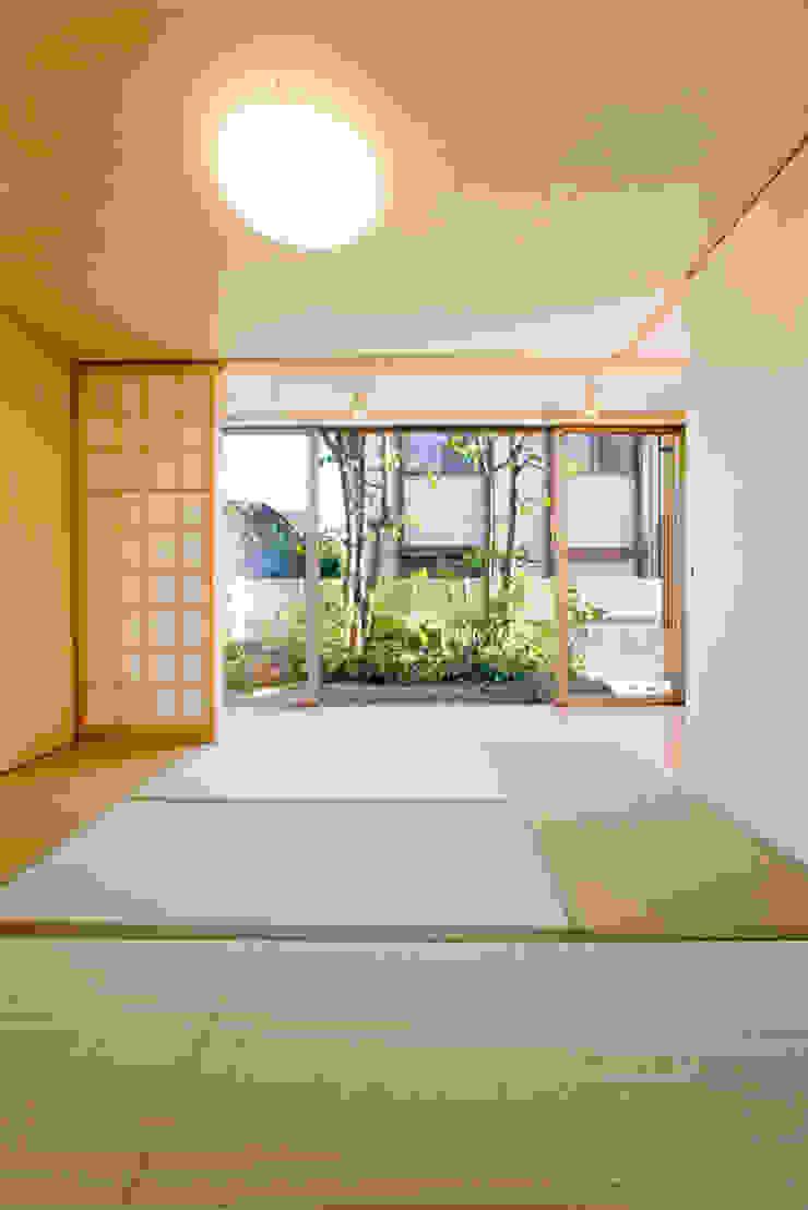 和室 オリジナルデザインの 多目的室 の 松下建築設計 一級建築士事務所/Matsushita Architects オリジナル