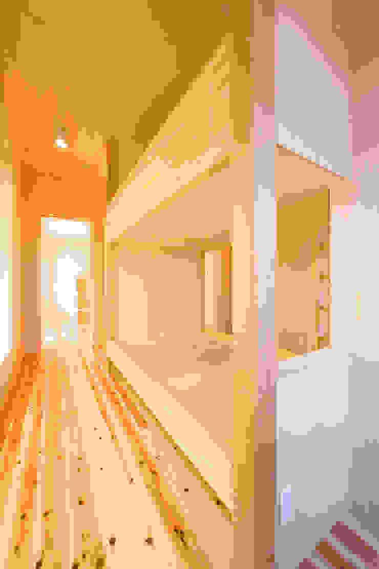 子供室 オリジナルデザインの 子供部屋 の 松下建築設計 一級建築士事務所/Matsushita Architects オリジナル