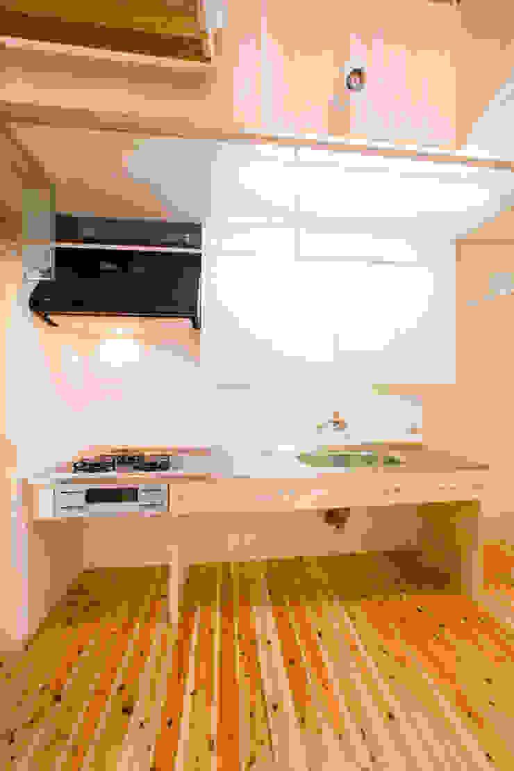 オリジナルキッチン: 松下建築設計 一級建築士事務所/Matsushita Architectsが手掛けた折衷的なです。,オリジナル