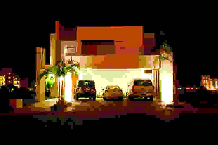 Casa Mazatlán Casas modernas de homify Moderno