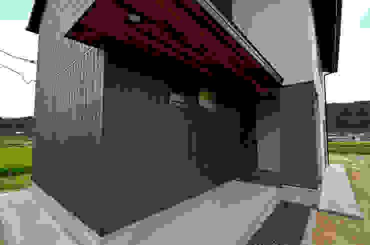 世羅の家 モダンな 家 の 宮崎環境建築設計 モダン