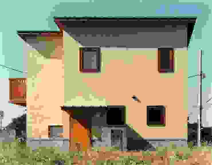 F-tei モダンな 家 の 由宇設計一級建築士事務所 モダン