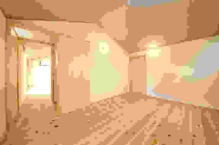 . 和風の 寝室 の 渡辺浩二 設計室 和風