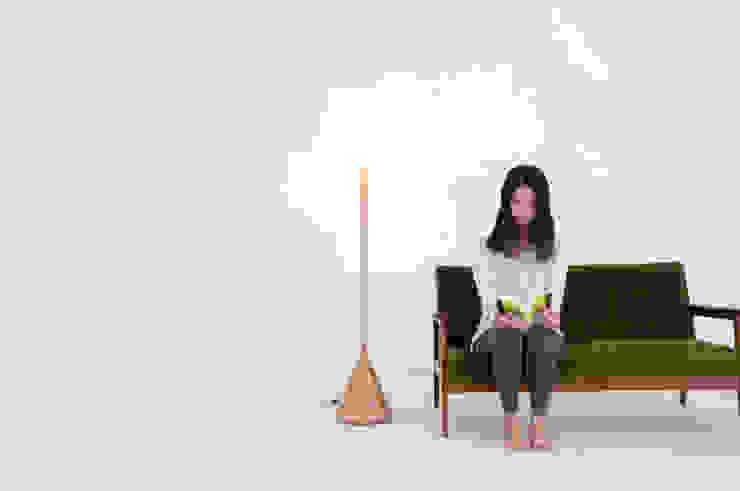 TRANS LAMP de Kairi Eguchi Design Moderno
