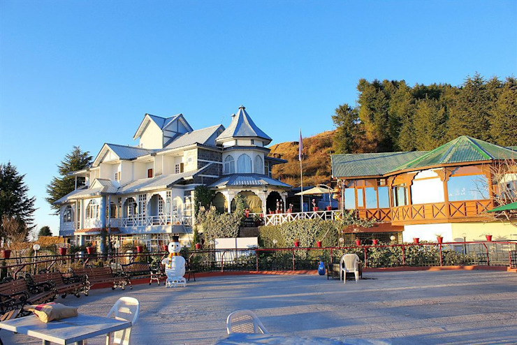 Online Booking Hotel Kufri Hotels by Snow King Retreat