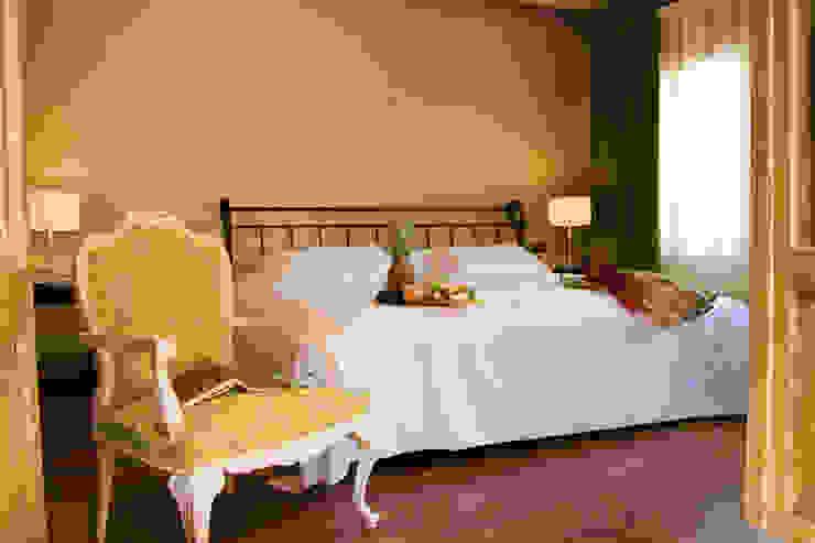 Habitaciones del hotel Hoteles de estilo clásico de ARQUIGESTIÓN ARAGÓN S.L.P. Clásico