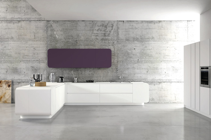 Cuisine moderne par doimo cucine Moderne
