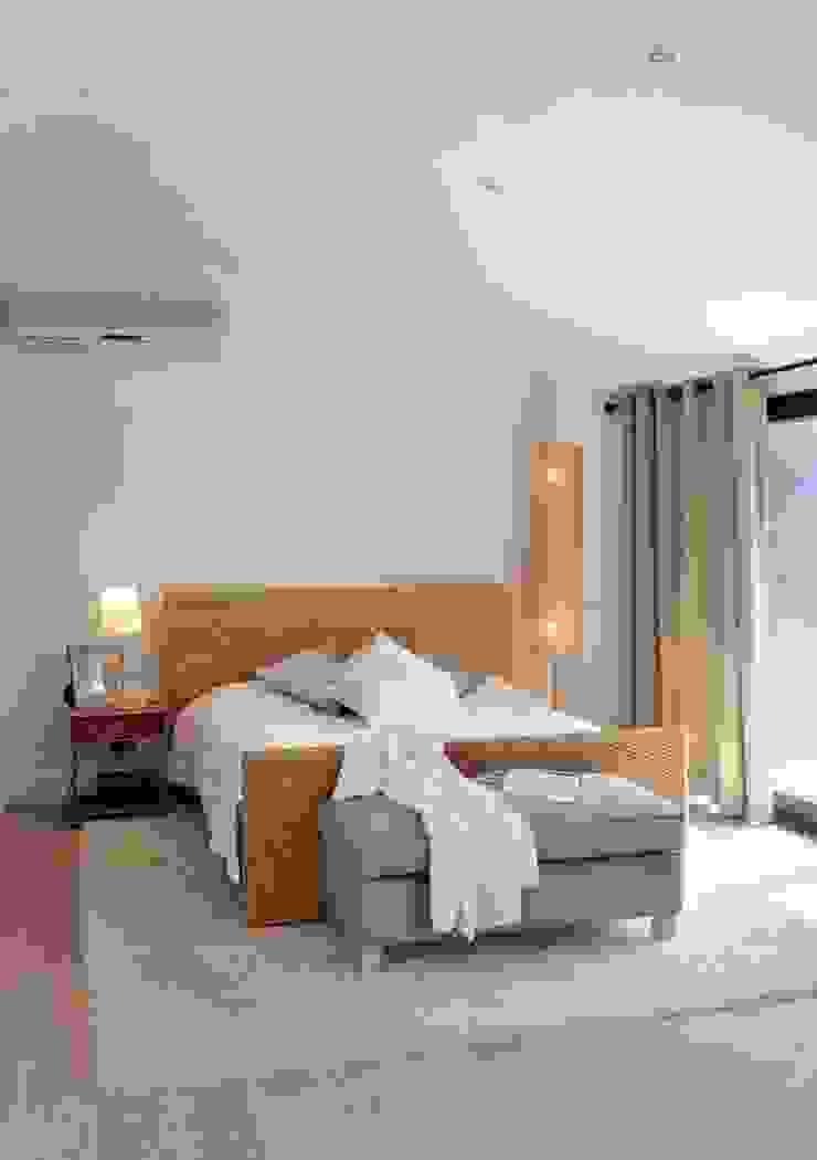EK HOUSE SAKLIKORU Dormitorios de estilo moderno de Esra Kazmirci Mimarlik Moderno