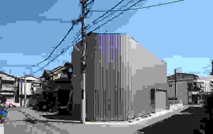鳳の家 House in Otori モダンな 家 の arbol モダン