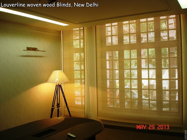 Natural Shades, Woven wood Blinds by Louverline Blinds