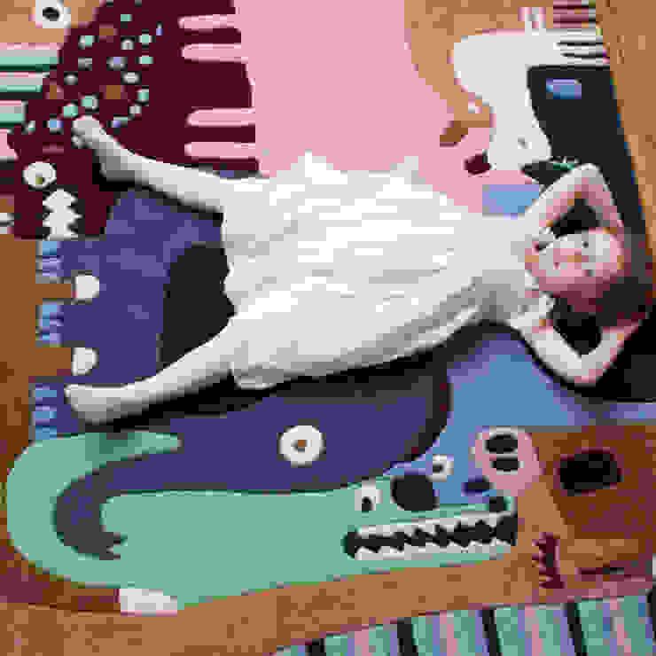 Tapis Puzzle Animaux par ART FOR KIDS