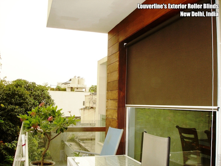 Roller Window Blinds & Shades: asian  by Louverline Blinds,Asian