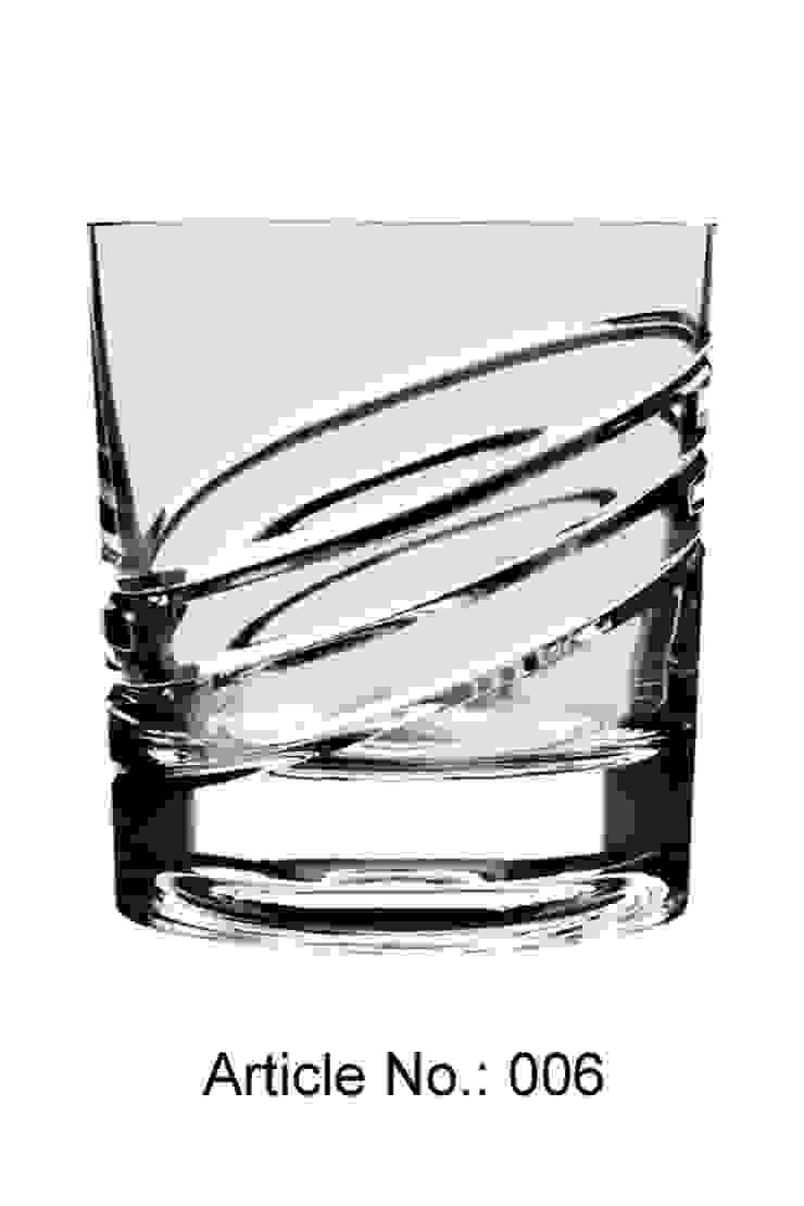 Roatating Glass / Tumbler : modern  von Shtox Production ,Modern