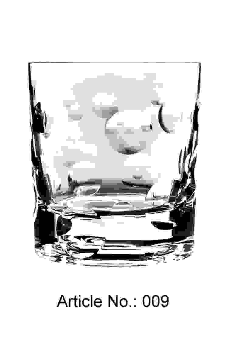 Einzigartiges Kristallglas : modern  von Shtox Production ,Modern