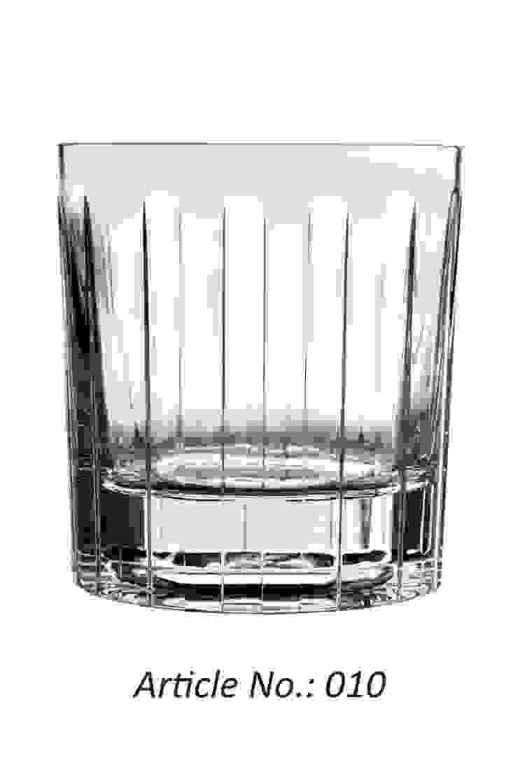 Selbstrotierendes Kristallglas : modern  von Shtox Production ,Modern
