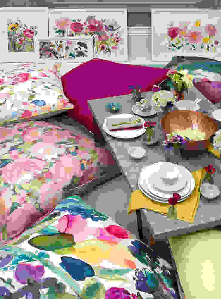 Floor cushions by bluebellgray