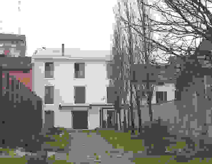 Villa privata a Ferrara Case di baranzoni architetti