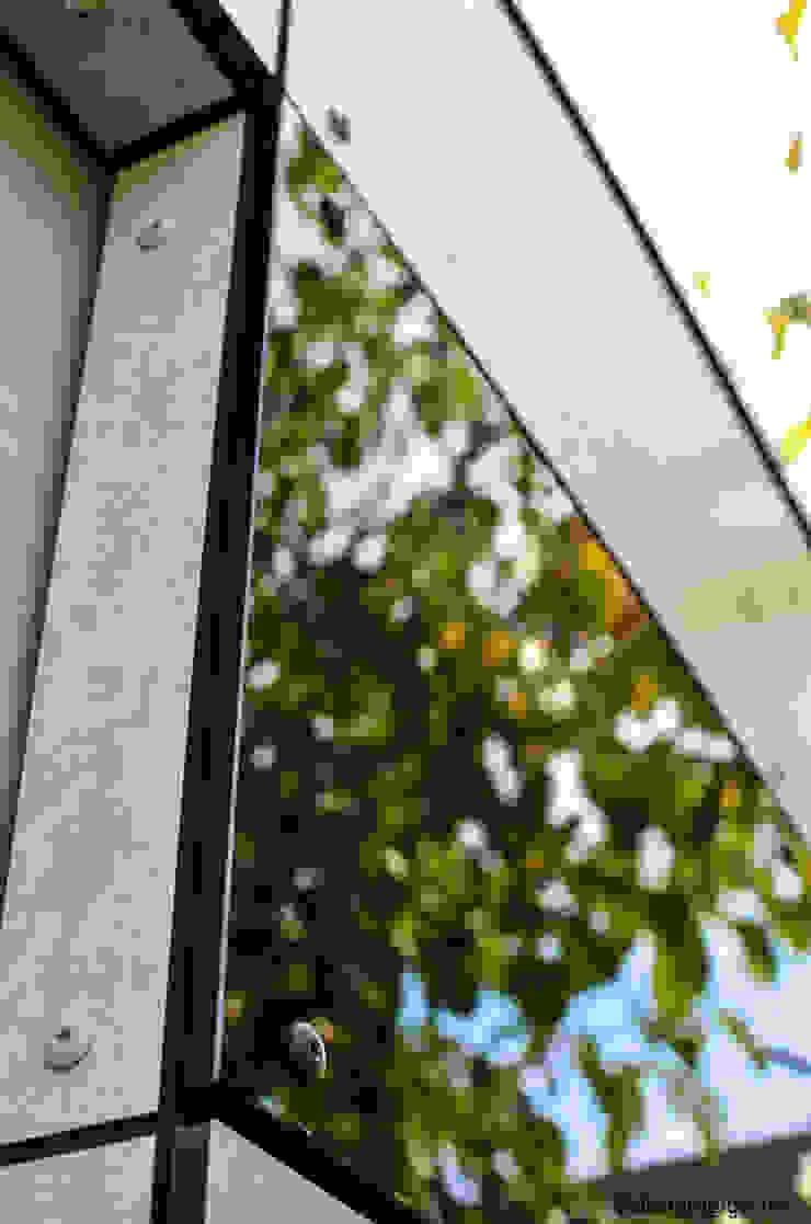 gartenhaus @gart - sichtbeton Moderne Garagen & Schuppen von design@garten - Alfred Hart - Design Gartenhaus und Balkonschraenke aus Augsburg Modern