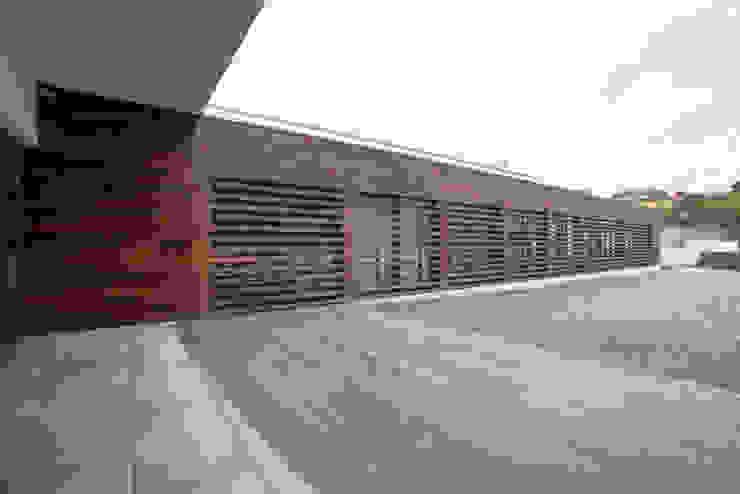 Eldery Residential Building Casas modernas por Atelier d'Arquitetura Lopes da Costa Moderno