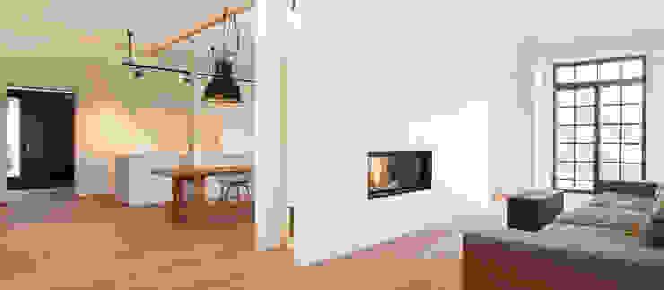 Living room by Planungsbüro Schilling