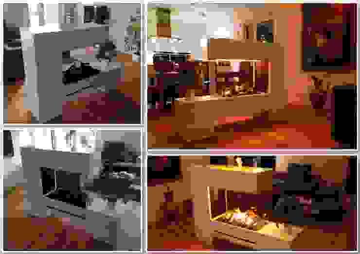 modern  by Kamin-Design GmbH & Co KG, Modern