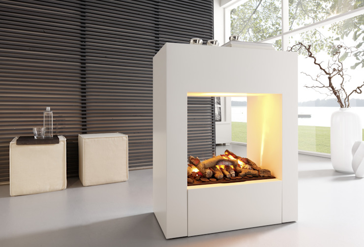 modern  by Kamin-Design GmbH & Co KG, Modern MDF