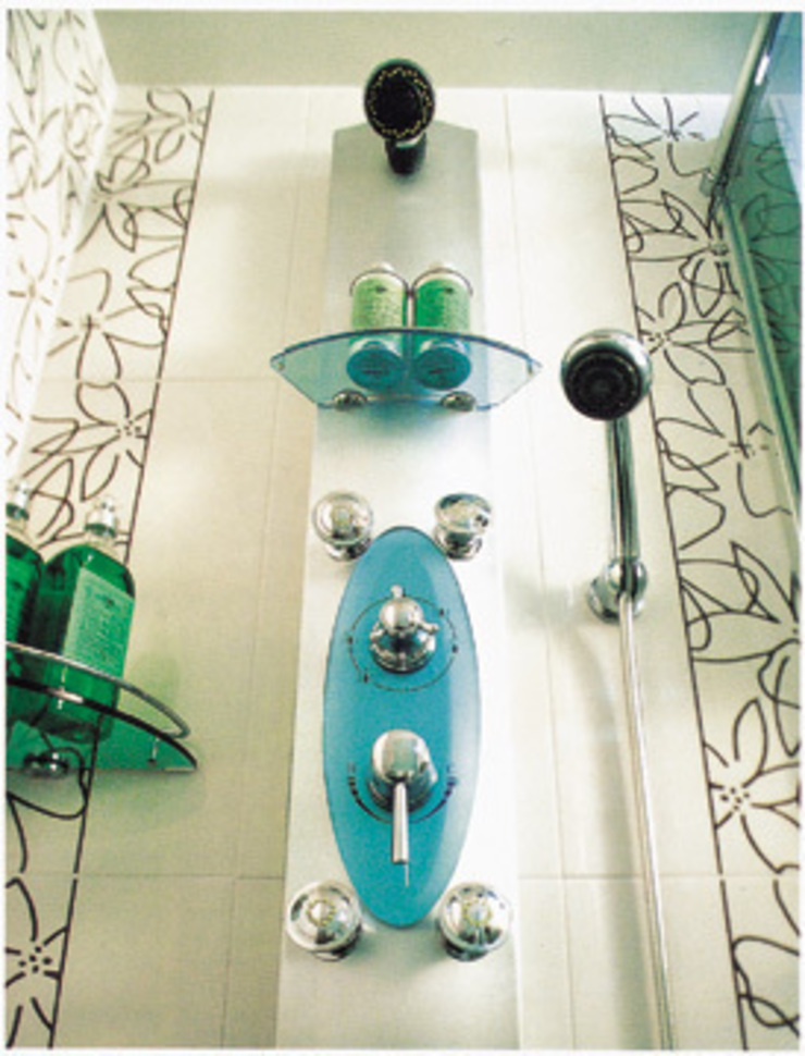 Standing Shower Faucet by DADA Corporation