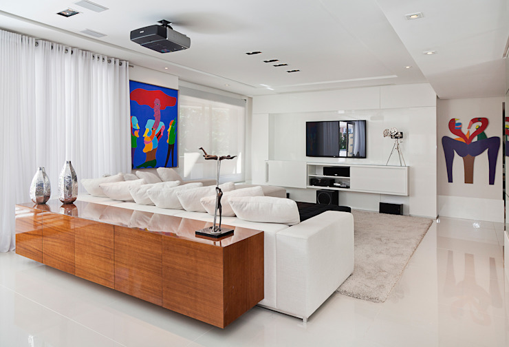 Moderne Wohnzimmer von Link Interiores Modern