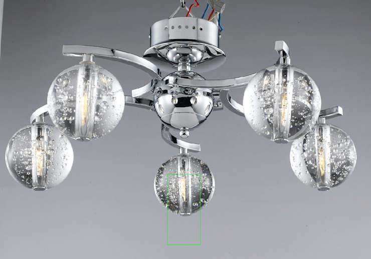 FX1302-5A Avivo Lighting Limited BadezimmerBeleuchtungen