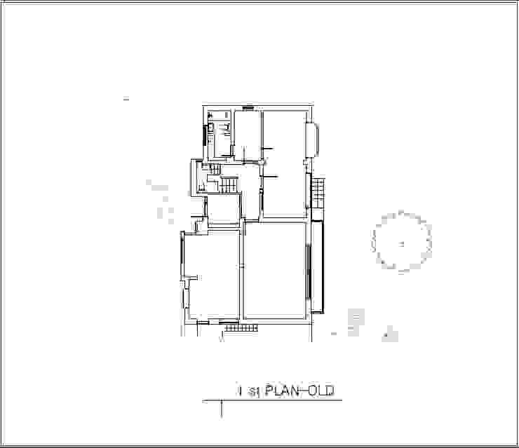 OLD Plan by 무회건축연구소