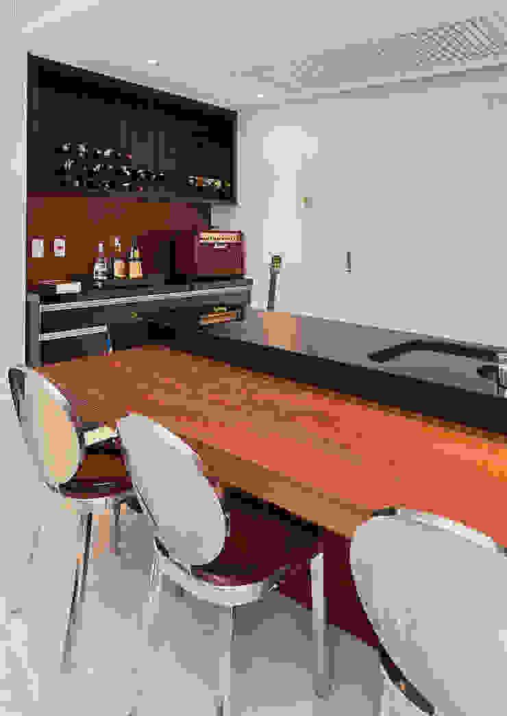 Cliente F Cozinhas modernas por Link Interiores Moderno