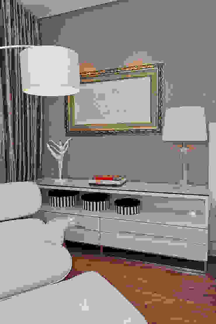 Cliente F Quartos modernos por Link Interiores Moderno