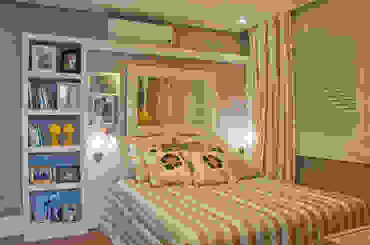 غرفة نوم تنفيذ Link Interiores,