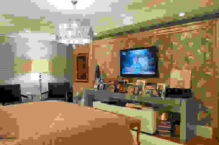 Camera da letto in stile classico di Link Interiores Classico