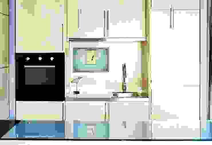 Dinamo Кухня в стиле минимализм от JGDesign Минимализм