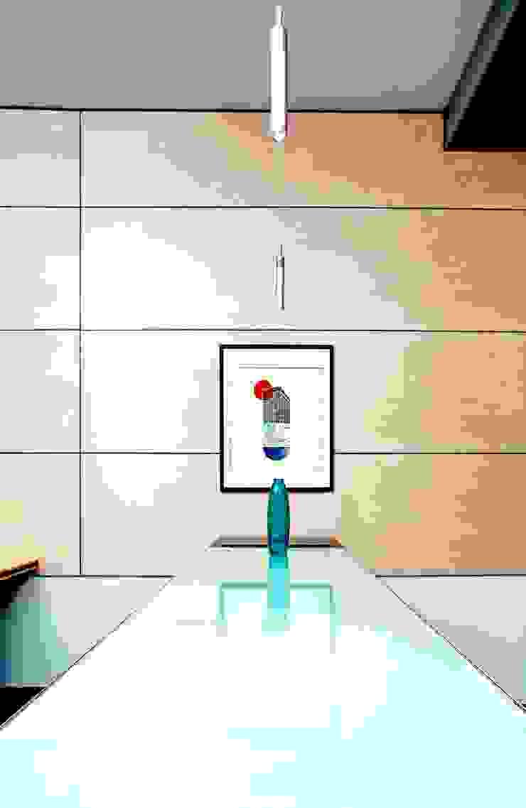 Dinamo Столовая комната в стиле минимализм от JGDesign Минимализм