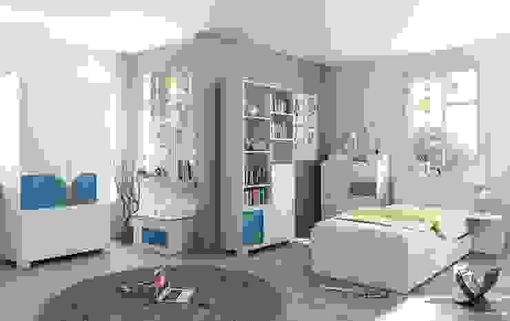 Jeans Möbelgeschäft MEBLIK Moderne Kinderzimmer