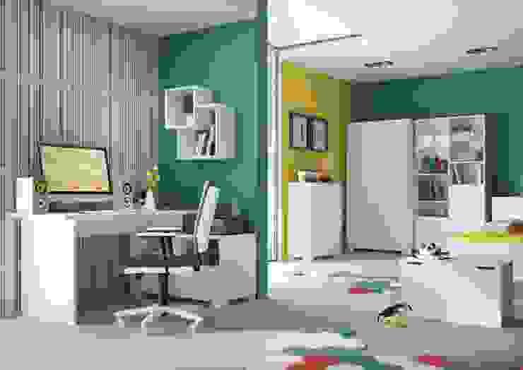Möbelgeschäft MEBLIK Minimalist nursery/kids room