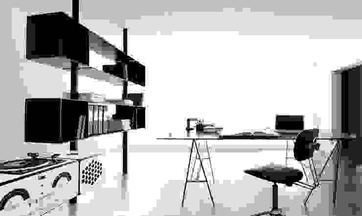L'UFFICIO FIRMATO EXTENDO Studio moderno di Extendo Moderno