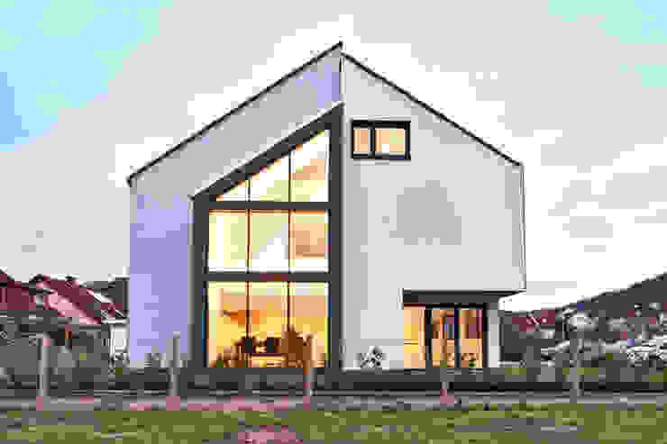 Huizen door Helwig Haus und Raum Planungs GmbH, Modern