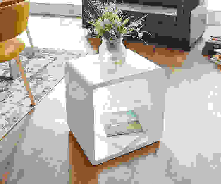 Regal Cube Club homify Moderne Wohnzimmer