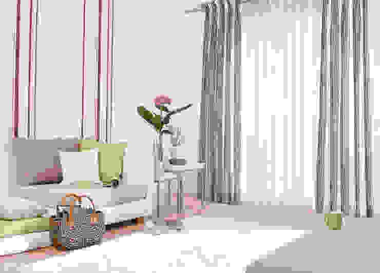 Therm Stripe: modern  von Indes Fuggerhaus Textil GmbH,Modern