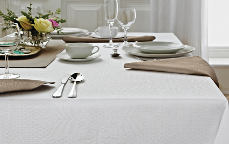 Table Cloths & Napkins by King of Cotton King of Cotton KitchenAccessories & textiles