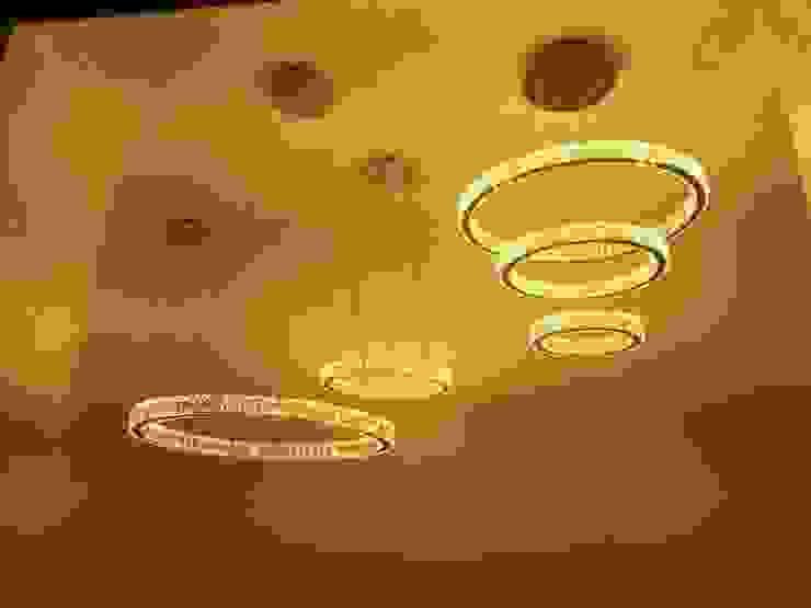 Display Unit - NEC, Brimingham Avivo Lighting Limited Minimalistisches Messe Design