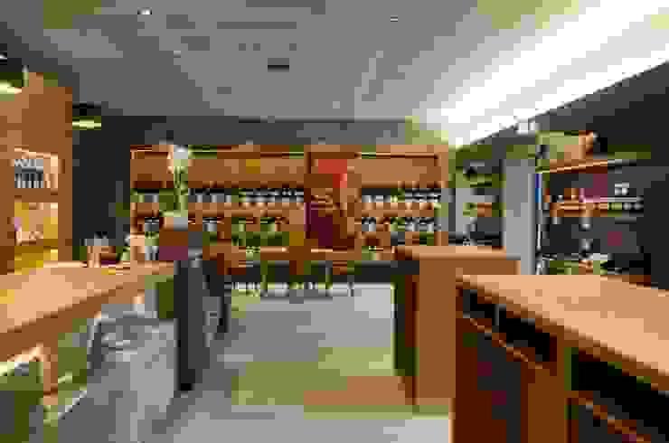 Becksteiner Weinwelten Teil 1 + 2 von Luisa Ballmann Innenarchitektur + Design