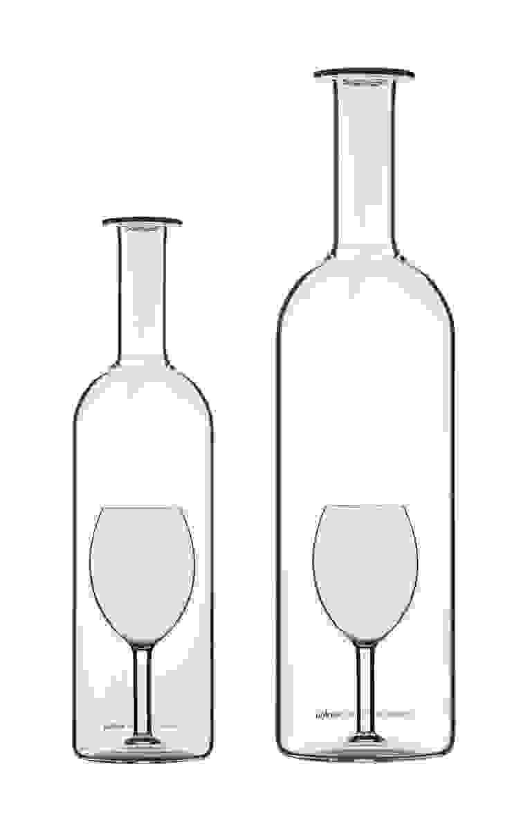 Carafe Un verre magnum par Sentou