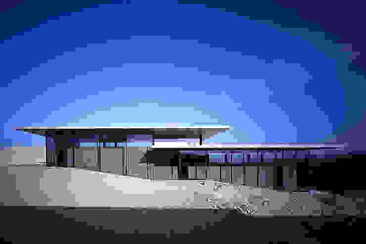 House in Yatakayama 藤本寿徳建築設計事務所 Будинки