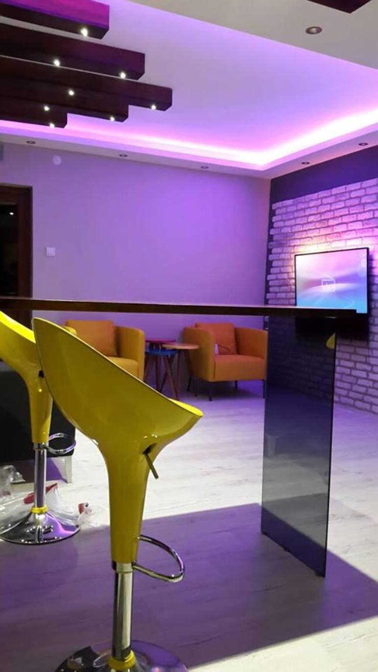 ROAS Mimarlık – Tv Bölümü: modern tarz , Modern